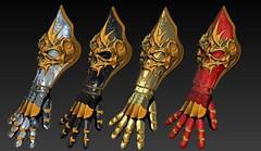 WIP (Topa Adamski) Tags: zbrush armor aesthetic secondlife medieval fantasy warrior knight