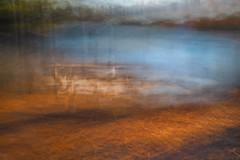 The Bench (DavidSenaPhoto) Tags: impressionisticphotography lake photoimpressionism pond fujifilm intentionalcameramovement bench fuji icm multipleexposure xt2 fineartphotography fujinon35mmf14 carverpond impressionism