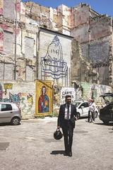 Santa Morte mural, Palermo 2018 (ADMurr) Tags: italy sicily leica m240 35mm summaron m0003974