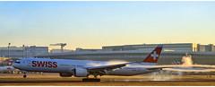 Swiss HB-JNA (Stefan Wirtz) Tags: hbjna zrh lszh swiss swissairline swissboeingb777 swissboeing boeing boeingb777 boeingb7773deer swissboeingb7773de b777 kloten zürich zürichairport zürichflughafen zurich zurichairport kantonzürich flughafen flughafenzürich flugzeug passagiermaschine passagierjet jet jetplane widebody grossraumflugzeug langstreckenflugzeug canon tamron runway runway34 schweiz suisse switzerland