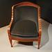 armchair front - Tiffany Studios
