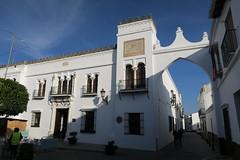 Palacio del Conde-Duque - Vista general (albTotxo) Tags: olivares sevilla andalucía españa