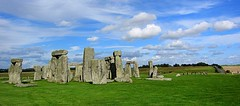 Stonehenge (majka44) Tags: stonehenge travel england grass people green stone landscape architecture view panorama tree sky cloud blue memory color light day trip place holy forest road field