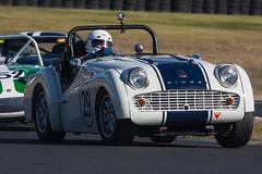 Triumph (dicktay2000) Tags: canonef100400mmf4556lisusm groups sydney motor sport parkaustralia 40d australia hsrca saturday easterncreek newsouthwales 20120630img2986