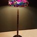 peony floor lamp - Tiffany Studios