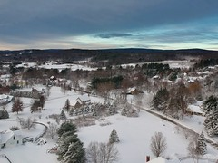Winter wonderland (-SOLO--) Tags: crazytuesday winter drone aerial snow landscape dji spark