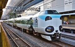 Kyōto 09.10.2019 (The STB) Tags: 西日本旅客鉄道株式会社 japan japón japanrailways japantrains train railway zug bahn eisenbahn publictransport 日本 鉄道
