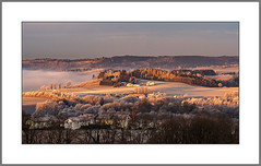 Blick aus dem Fenster (View out of the window) (alfred.hausberger) Tags: bad griesbach morgenstimmung winter