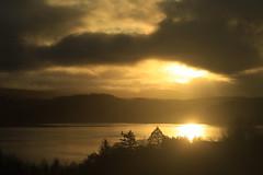High above the Loch (alanpitman703) Tags: scotland argyllandbute argyll winter