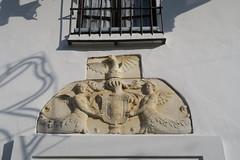 Palacio del Conde-Duque - Escudo (albTotxo) Tags: olivares sevilla andalucía españa