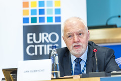 Eurocities EP CITY Leadrship for Climate