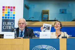 Eurocities EP CITY Leadrship for Climate