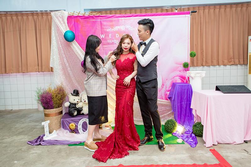 [婚攝] 浚仲 & 菩恩 枋寮漁港宴會廳- | 迎娶午宴搶先看 | 婚禮紀錄