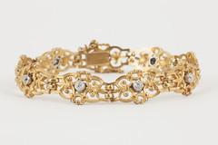 Antique Bracelet (nigelnorman753) Tags: antique cufflinks vintage jewellery
