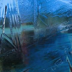 Bleu glacé (Nicopope) Tags: bleu glacé glace abstrait abstract abstraction abstrakt abstracts abstractionzz nikon