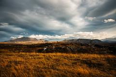 Amazing Iceland - Thingvellir National Park VI (Passie13(Ines van Megen-Thijssen)) Tags: ijsland iceland island thegoldencircleclassic thingvellirnationalpark clouds mountains canon inesvanmegen inesvanmegenthijssen