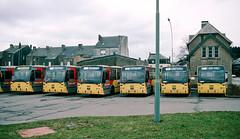 4Y DEPOT ARLON (brossel 8260) Tags: belgique bus tec namur luxembourg