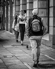 In Step (Chris (a.k.a. MoiVous)) Tags: streetphotography streetlife adelaidecbd