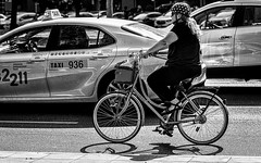 Low carbon footprint (Chris (a.k.a. MoiVous)) Tags: streetphotography streetlife adelaidecbd