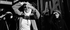 The future looks bright!!! (Baz 120) Tags: candid candidstreet candidportrait city contrast street streetphoto streetcandid strangers rome roma ricohgrii europe women monochrome monotone mono noiretblanc bw blackandwhite urban life portrait people provoke italy italia grittystreetphotography faces decisivemoment