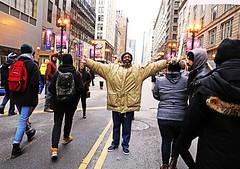 Dear Human, I Love You (kirstiecat) Tags: human humanrights protest usoutofiran usoutofiraq chicago person people cityscape america unitedstates canon street energy humanity love