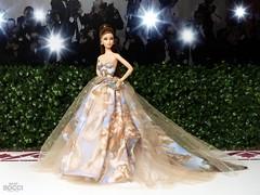 Ariana Grande (Met Gala) 2018 Doll Ooak (davidbocci.es/refugiorosa) Tags: barbie mattel fashion doll muñeca refugio rosa david bocci ooak ariana grande met gala 2018