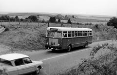 0946 PUSSEMANGE - BOUILLON - LIBRAMONT (brossel 8260) Tags: belgique bus sncv luxembourg