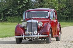 MG YB (1953) (Roger Wasley) Tags: 1953 mg yb nup587 classic car vehicle
