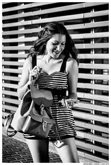 .. (Matías Brëa) Tags: mujer woman girl model modelo retrato portrait blanco y negro black white bnw mono monochrome monocromo