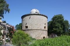 Erfurt: egapark - Sternwarteturm (Helgoland01) Tags: erfurt thüringen deutschland germany ega festung fort park planetarium