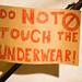Do Not Touch the Underwear