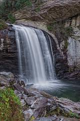 Looking Glass Falls, Pisgah National Forest, North Carolina (Gordon Magee) Tags: northcarolina blueridgeparkway lookingglassfalls pisgahnationalforest waterfall