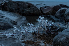 A result of frozen waves (Mika Lehtinen) Tags: