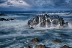 Fusion of Waves (lfeng1014) Tags: fusionofwaves carmelpoint waves rocks pacificocean ocean sea landscape canon5dmarkiii ef2470mmf28liiusm leefilters longexposure 4seconds seascape california usa travel lifeng