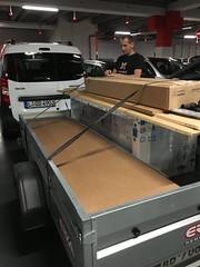 Kitchen transport