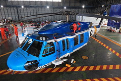 7005 Taiwan - Air Force Sikorsky S-70C-1A Bluehawk (阿樺樺) Tags: 7005 taiwanairforce sikorsky s70c1a bluehawk