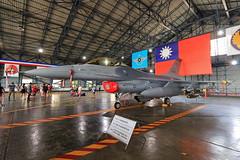6644 Taiwan - Air Force  Lockheed Martin F-16A Fighting Falcon (阿樺樺) Tags: 6644 taiwanairforce lockheedmartin f16a fighting falcon
