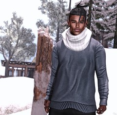 A Peaceful Feeling... (ThiegoFire) Tags: amias tmd new exclusive sl secondlife style sexy signature bento boy blog black art blogger man men male mesh malamanhadosl