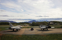 Arctic Challengers (crusader752) Tags: arméedelair dassault rafaleb bodøairstation nato arcticchallenge exercise 2019 norway