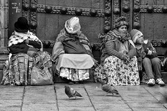 Las Cholas de La Paz