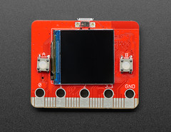 Adafruit CLUE - nRF52840 Express with Bluetooth LE (adafruit) Tags: 4500 boards bluetooth le bluetoothle clue nrf52840 adafruit electronics accessories pcb projects diy diyelectronics diyprojects screens programming software