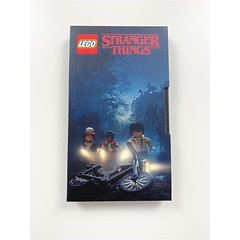 LEGO stranger things note pad!!!!I received this though using some of my VIP LEGO points. It was 1,500 points which I think would be around £6.00 or £7.00 (British). It's a grate little note pad. It has lovely details and is very well made. The only thing (emma.reviews01) Tags: cool lego upsidedown awesome review notepad youtube strangerthings legocollection legovip instagram legocollector's pictures photography picture legosets legoreviews legophotography
