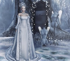 The Ice Queen (Trixie Pinelli) Tags: justbecause mainstore newrelease maitreya mesh bento lelutka simone glamaffair powderpack skinapplier tableauvivant gacha rare exclusive tiara icequeen hair hairstyle hairdressing hairdo hairbase kunglers accessories jewelry jewellery elegant formal gown apparel fashion clothing shopping luanesworld secondlife sl lumipro photography photographer 3d digital avatar vr virtualreality virtualworld wordpress trixiepinellicom model modelling blog blogger blogging blonde