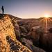 Sunset on Petra - Jordan - Travel Photography