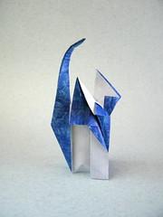 Gato - Daniel Bermejo (Rui.Roda) Tags: origami papiroflexia papierfalten chat cat gato daniel bermejo