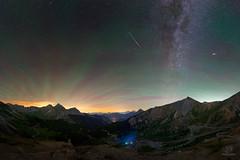 Le Col de l'Izoard - Côté Nord (Maxime Oudoux Photographie) Tags: space stars astrophotography night nightscape milkyway nuit etoiles voielactee airglow