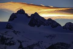 Hoher Dachstein (2995m) - Oberösterreich / Steiermark - Österreich (Felina Photography - www.mountainphotography.eu) Tags: dachstein shadow schatten wolken clouds cloud weather steiermark oberösterreich austria österreich stiermarken styria