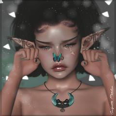 Ne pleure pas Petit Elf ... (Candynette Metaluna) Tags: tentation lelutka revoul michan boutique187 swallow darkmiddaydesigns stunposes unikevent levelevent