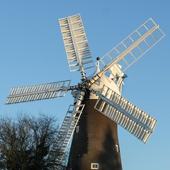 Holgate Windmill, December 2019 - 34