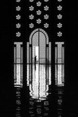 In the light 2 (GerlindeSch) Tags: bw morocco casablanca marokko blackandwhitephotography blackwhite